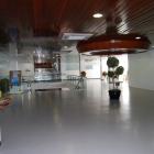 nuevo hall
