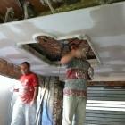 falso techo escayola artesanado