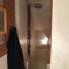 ático bajo  cubierta baño suite bañera ducha