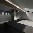 ático bajo  cubierta 3º dormitorio