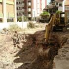 Excavación vaciado